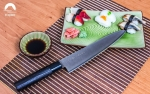 Japanise cooking knives